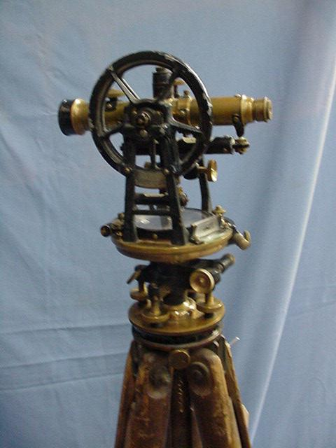 Surveying Instruments And Equipment Transit Theodolite Wye
